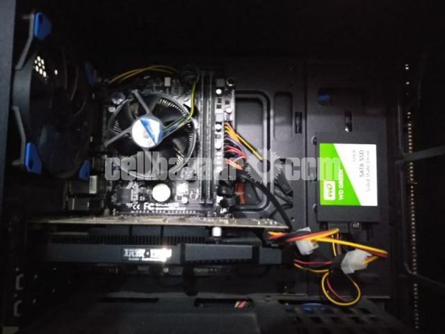 I5 4th gen full setup with GPU - 2/4