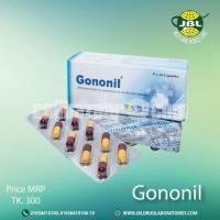 GONONIL   গনোনিল (50 Capsules)