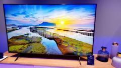 SAMSUNG 55 inch Q60R QLED 4K VOICE CONTROL TV