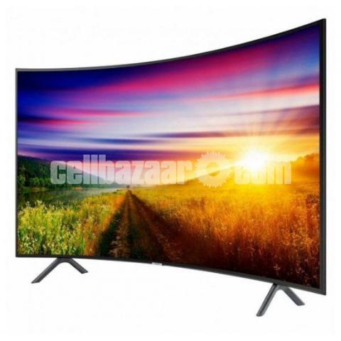 SAMSUNG 55 inch RU7300 CURVED 4K UHD TV - 1/3
