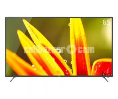 SONY PLUS 55 inch ANDROID UHD 4K VOICE CONTROL TV