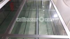 Thai Aluminium & Glass Shelf For Shop Decoration - Image 2/2