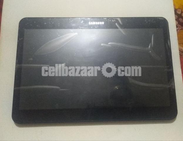 Samsung tablet  (Model Number- N9106) - 1/4