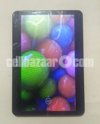 Samsung tablet  (Model Number- N9106) - 3/4
