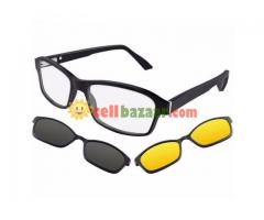 3 in 1 Magnetic Night Vision Glasses