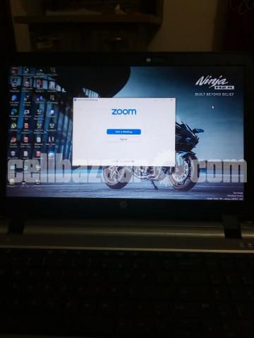 Hp Probook 450 G3 With Dedicated AMD Graphics Card - 3/4