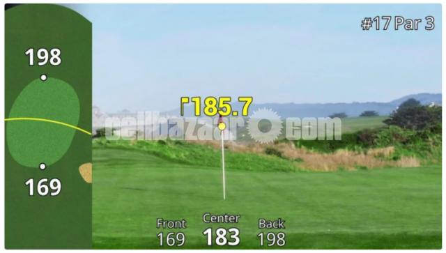 Golf Distance Meter - 6/7