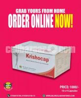Krishocap | কৃশক্যাপ ( Obesity , excessive abdominal fat and over weight .)