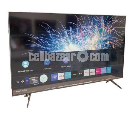 55 inch SAMSUNG TU7000 CRYSTAL UHD 4K TV - 2/3