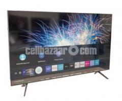 55 inch SAMSUNG TU7000 CRYSTAL UHD 4K TV - Image 2/3