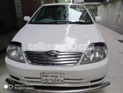 X Corolla 2003