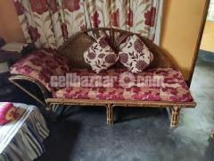 Divine Sofa with Cushsion