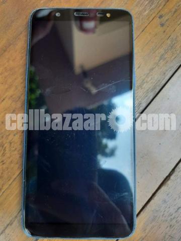 Samsung Galaxy j8 - 1/2