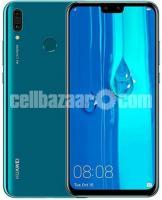 Huawei y9 4/128 came from Saudi Arabia