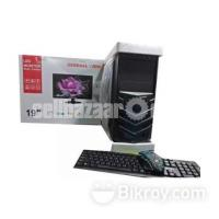 Best low Budget PC Core i3 4GB~500GB SSD *1Yr warranty