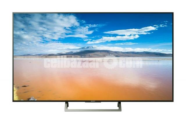 40 inch SONY W650D SMART LED TV - 3/4