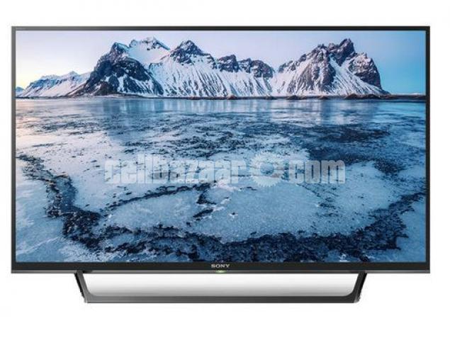 40 inch SONY W650D SMART LED TV - 4/4
