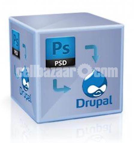 PSD TO DRUPAL - 1/1