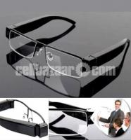 Spy Camera Eyewear Glasses HD Hidden Video with Voice Recorder