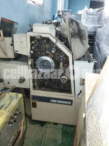 Used Mini / Baby Offset Printing Machine - 1/10