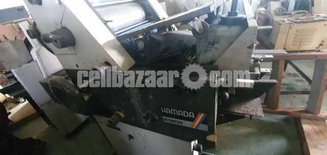 Used Mini / Baby Offset Printing Machine - 3/10