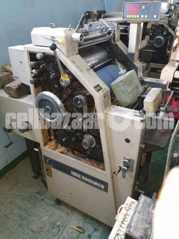 Used Mini / Baby Offset Printing Machine - 4/10