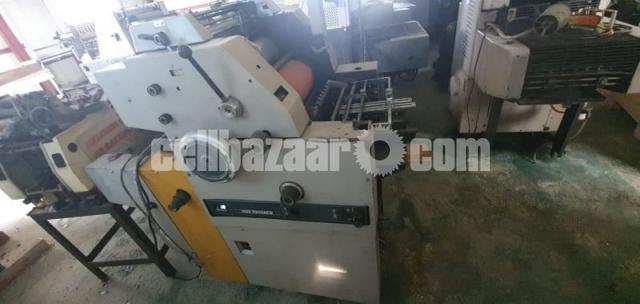 Used Mini / Baby Offset Printing Machine - 5/10