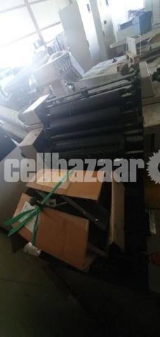 Used Mini / Baby Offset Printing Machine - 6/10