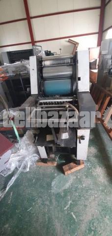 Used Mini / Baby Offset Printing Machine - 8/10