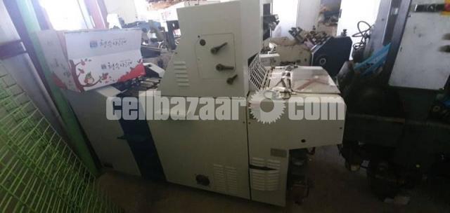 Used Mini / Baby Offset Printing Machine - 10/10