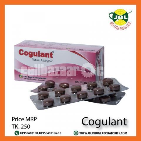 Cogulant | কগোলেন্ট ( Epitasis, menorrhagia , blood dysentery  and  hemorrhoids ). - 1/3