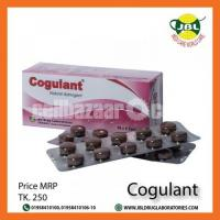 Cogulant | কগোলেন্ট ( Epitasis, menorrhagia , blood dysentery  and  hemorrhoids ).