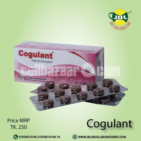 Cogulant | কগোলেন্ট ( Epitasis, menorrhagia , blood dysentery  and  hemorrhoids ). - 2/3