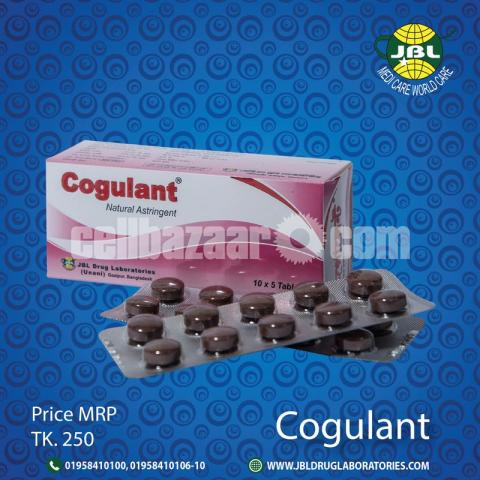 Cogulant | কগোলেন্ট ( Epitasis, menorrhagia , blood dysentery  and  hemorrhoids ). - 3/3