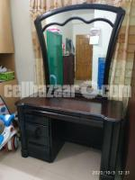 Brothers furniture used wooden dressing table
