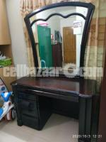 Brothers furniture used wooden dressing table - Image 3/3