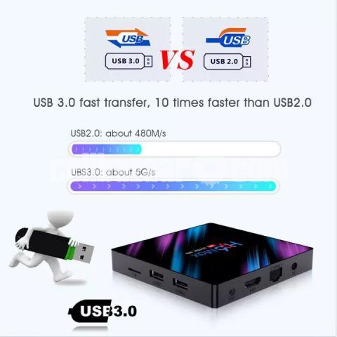 H96 Max Ram 2GB Rom 16G  - 2/3