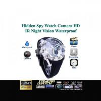 Spy Camera Watch Night Vision Voice with Video Recorder Waterproof 32GB Built-In Memory