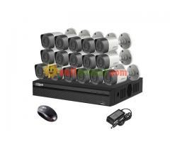 Dahua 16 CCTV Camera Package  (Code-DCTP9)