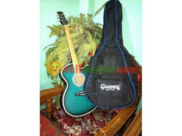 Acoustic guitar - 1/3
