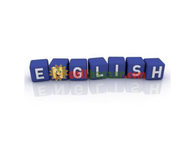 English Tutor @ Spoken & Academic English - 1/5