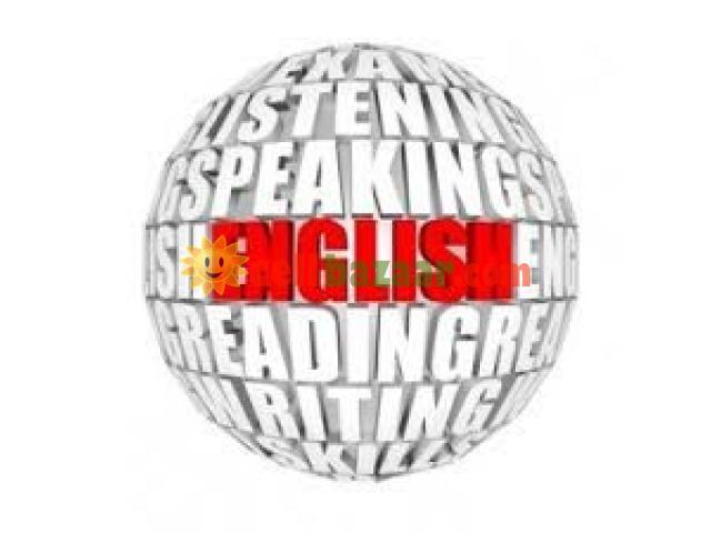 English Tutor @ Spoken & Academic English - 3/5