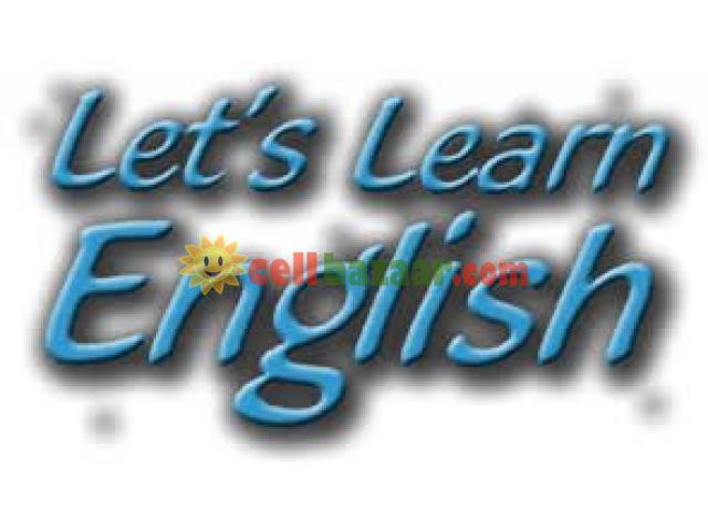 English Tutor @ Spoken & Academic English - 4/5