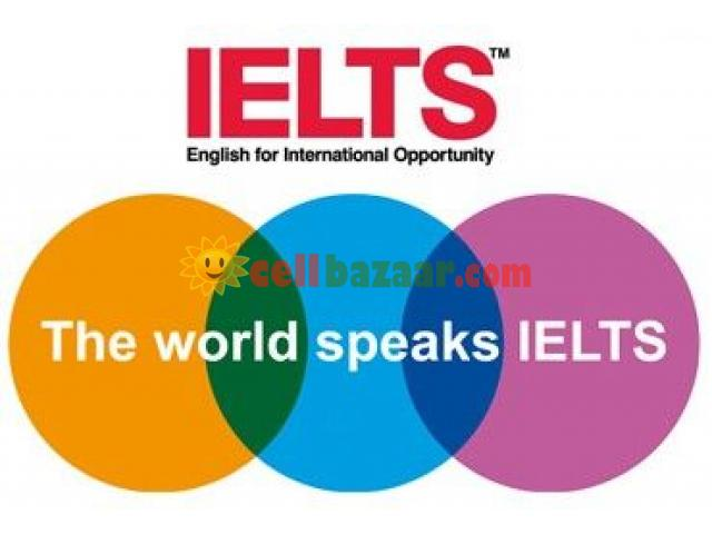 English Tutor @ IELTS - 4/5