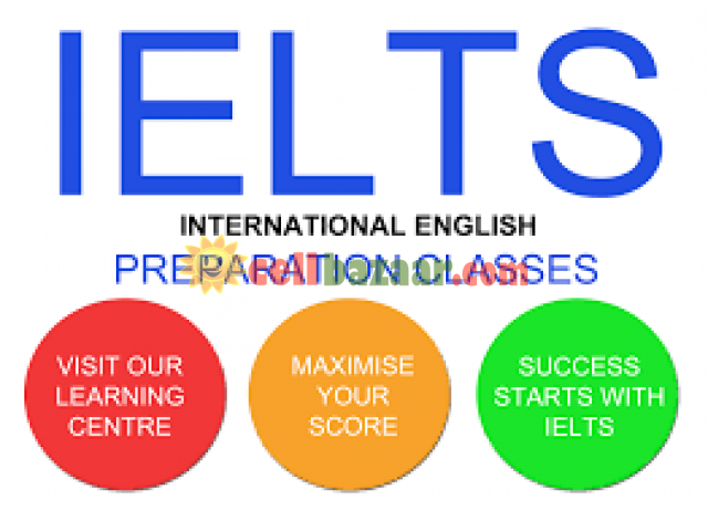 English Tutor @ IELTS - 5/5