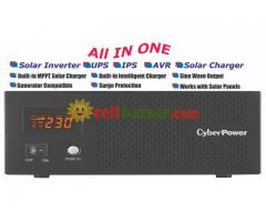 American#1 Solar Hybrid Power Generating System-01 Year Warranty