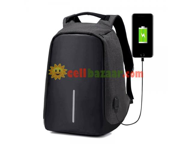 Anti Theft Backpack - 1/5