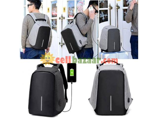 Anti Theft Backpack - 3/5