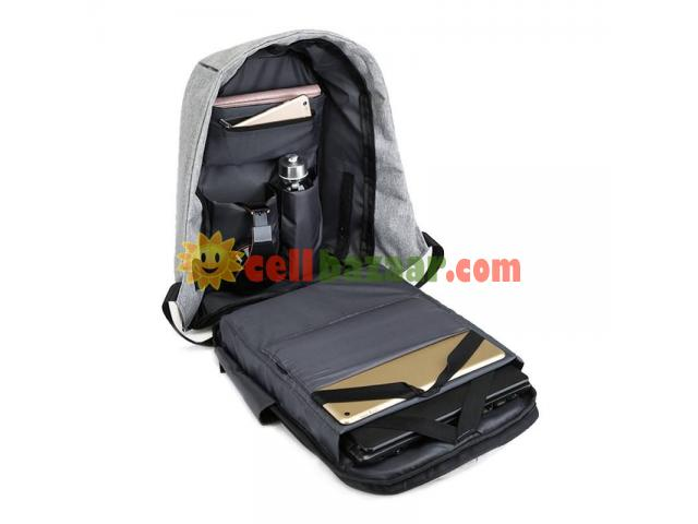 Anti Theft Backpack - 5/5