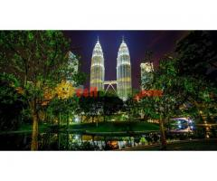 3 NIGHT IN MALAYSIA FOR COUPLE